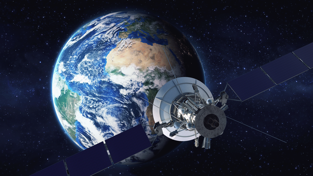 bitcoin satelites