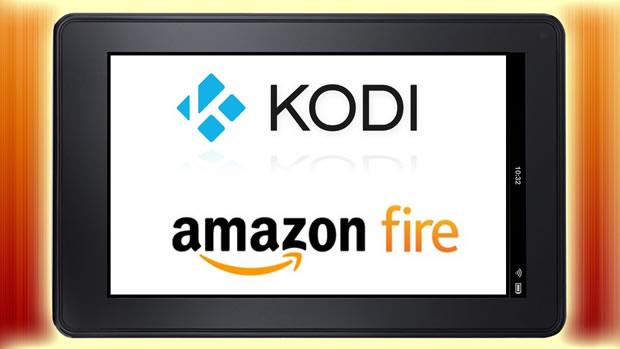 amazon fire tablet kodi